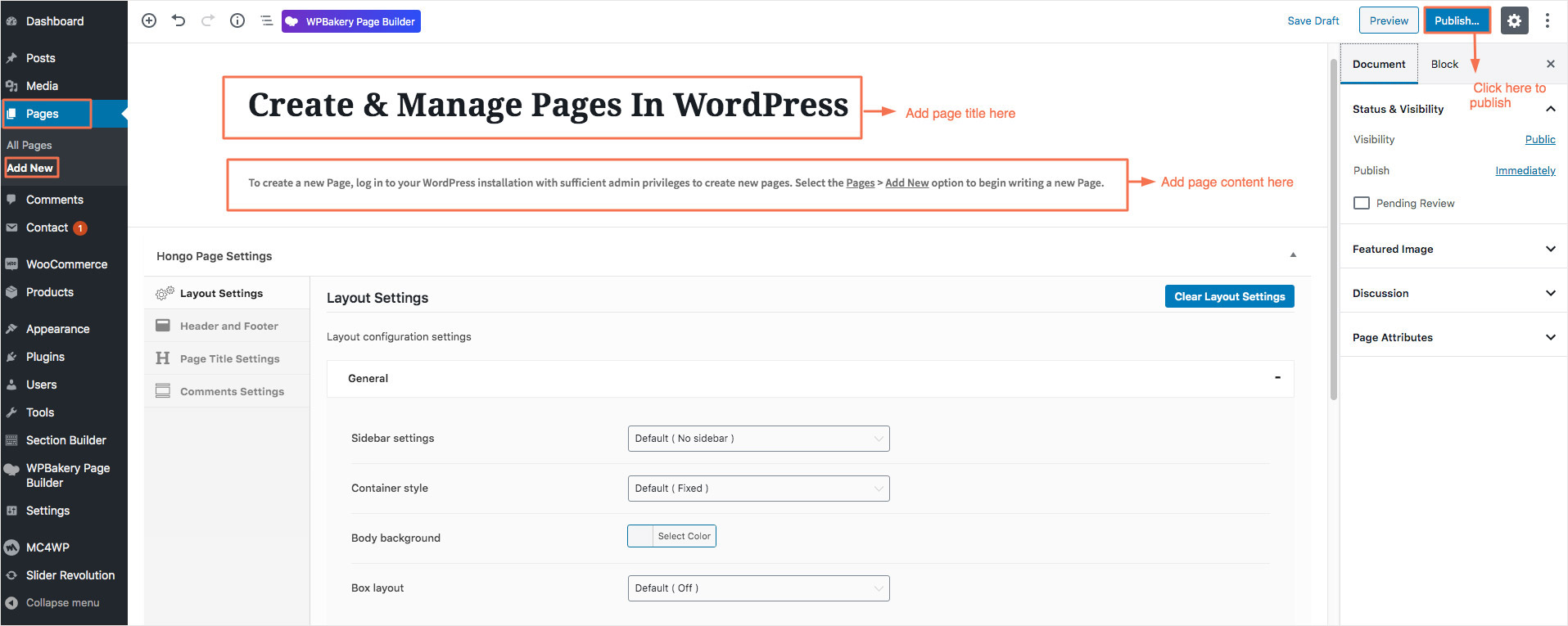 my sidebar is not showing up on my pages in wordpress