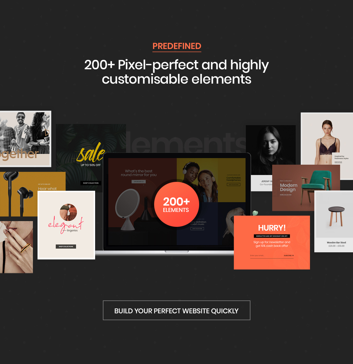 Hongo - Modern & Multipurpose WooCommerce WordPress Theme